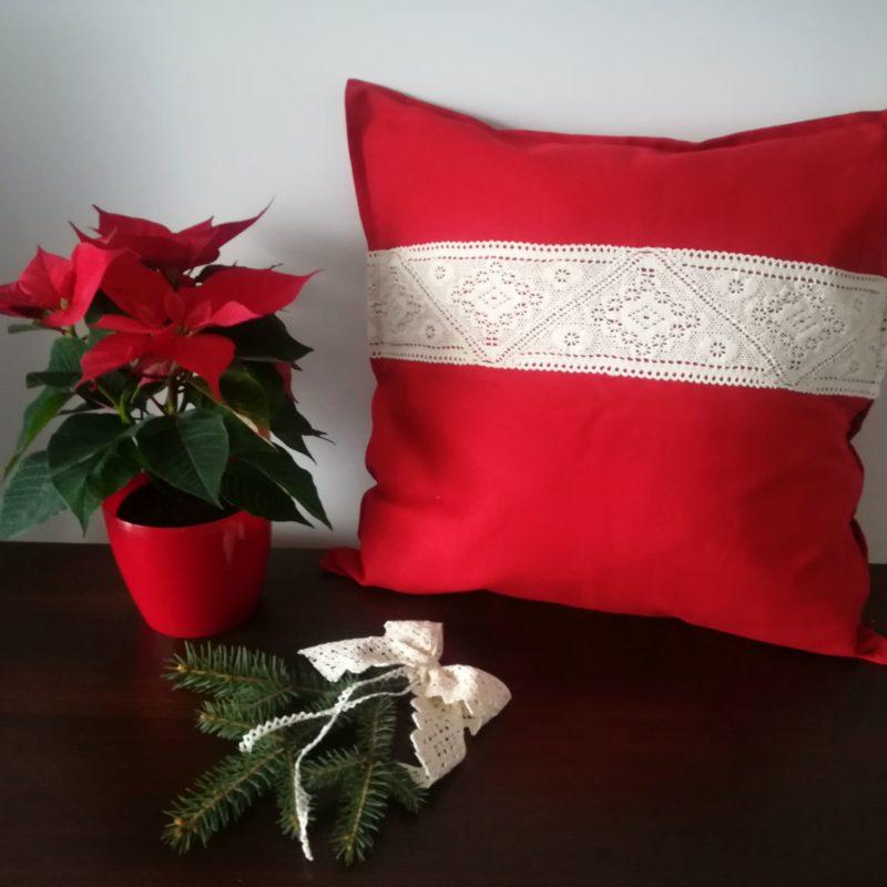 Świąteczne poszewka na poduszkę
